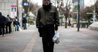 Covid-19 phơi bày đói nghèo của nước Nhật