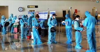 Vietnam Airlines cảnh báo lừa đảo hành khách mua vé về Việt Nam
